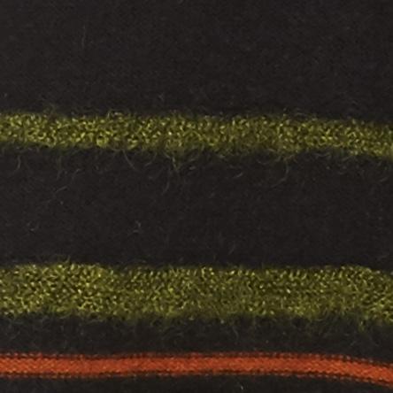 Maglia nero verde